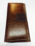 Belt Pouch Leather Case (Brown)