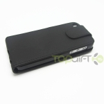 Sony EriccsonXperia Arc-Lt26i Flip Leather case Black