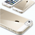 IPhone 5/5S Clear Gel Back Case
