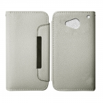 HTC One M7 Wallet Leather Case