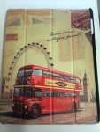 IPad 2/3/4 Folding Case with London Attractions