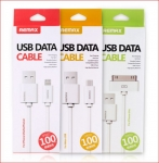IPhone 6G/7G/IPad Data Cable Remax