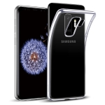 Galaxy S9 Clear Gel Case