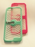 Iphone 6G Plus TPU Circle Lines Design Case