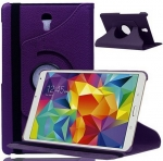 Samsung Galaxy Tab S, 8.4 T700 Inch, 360 Rotating Leather Case