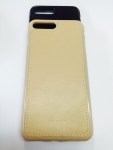 Iphone 7G Plus Topgift Back Leather Case