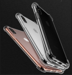 IPhone XS Max 6.5 Inch Clear Anti Drop Case