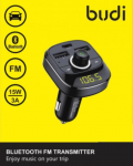 Budi Car Bluetooth FM Transmitter Model (T19)
