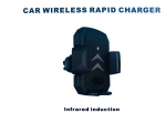 Air Vent Holder & Wireless Rapid Charger