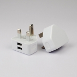 Wall Charger Double USB Plug (Core)