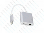 IPhone 7/8/X/11 Audio Charger Adapter