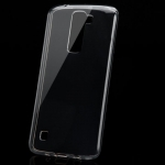 LG K10 Clear Gel Case
