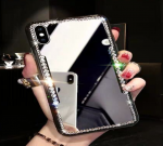 Galaxy A70 Mirror Diamond Case
