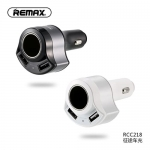 Remax Double USB + Car Port Charge Model (RCC218)