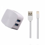 Remax Double USB 2.4A Home Charger (European Plug)