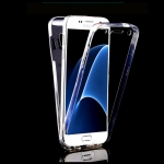 Galaxy S6 Edge 2in1 Clear Case