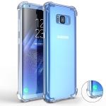 Galaxy S10 Plus Clear Anti Drop Case