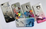 IPhone 6G Shinny TPU 3in1 Printed Case