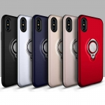 IPhone XR 6.1 Inch Slim Armour Ring Case