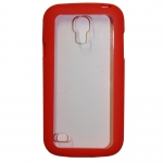 Galaxy S4 (i9500) Clear Back Case