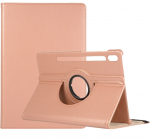 Galaxy Tab S7 Plus (T970) 360 Rotating Leather Case