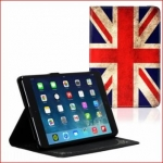IPad 6 / Air 2 Rotating 360 Union Jack Case