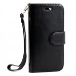 Motorola Moto G8 Power Lite Wallet Leather Case