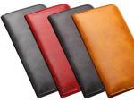 Universal 5.8 Wallet Purse Leather Case
