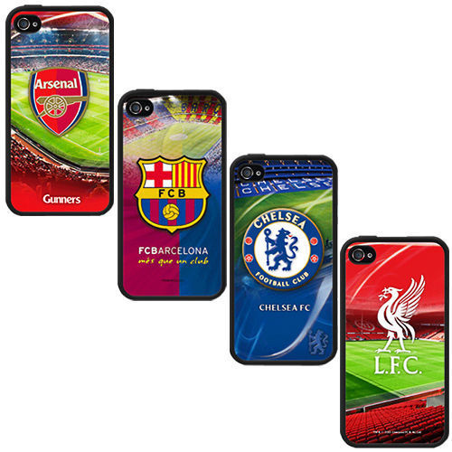 IPhone 4/4S Official Football Team 3D Hard Protective Case - Top Gift ...
