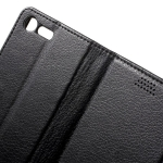 Xperia X Compact Wallet Leather Case